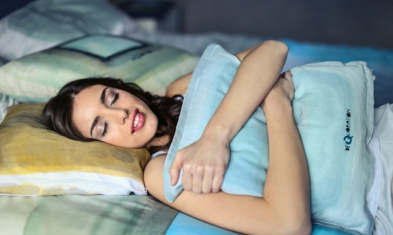 7 Simple Steps to Getting a Good Night's Sleep