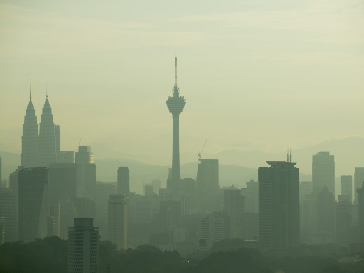 HAZE DAYS ARE BACK: Protect yourself!