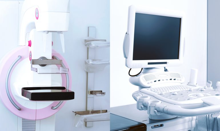 Breast Cancer Screening: Mammogram VS Ultrasound Breast