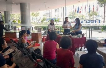 Cooking Demo by Dietitian